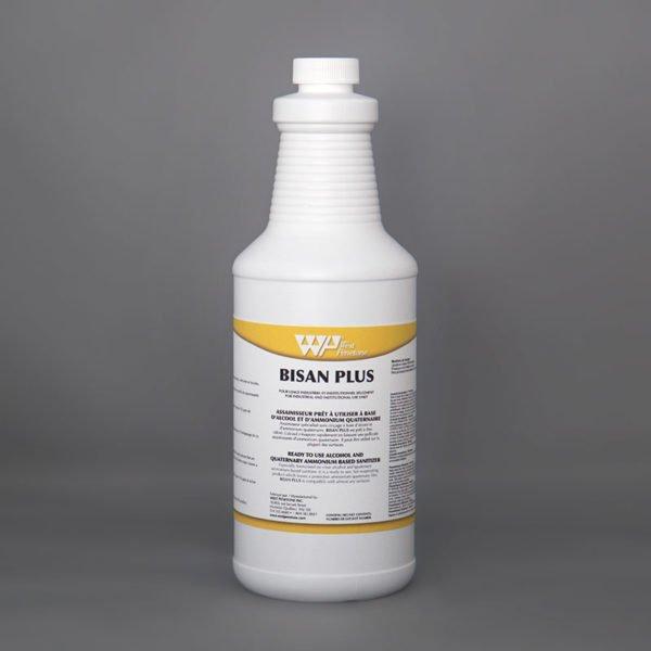 quaternary ammonium disinfectant