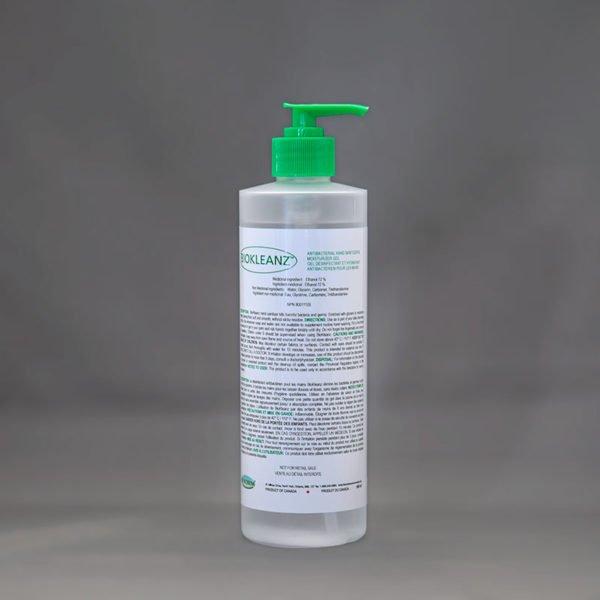 Gel désinfectant Biokleanz