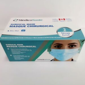 Masque chirurgical ASTM Niveau 2